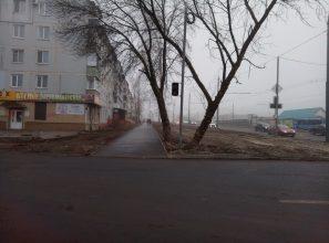 В Брянске найден очень загадочный светофор