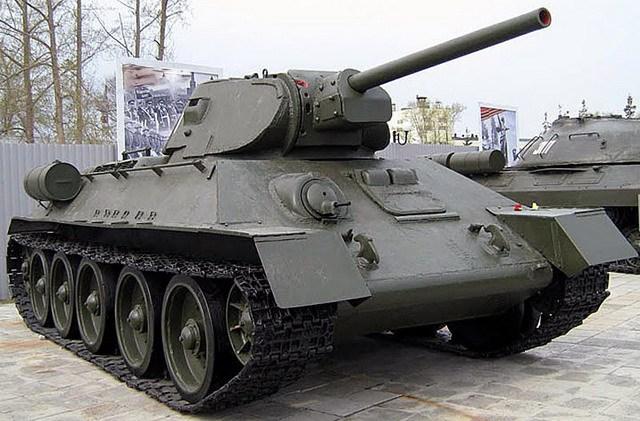 Брянский блогер выступил против установки танка в сквере Морозова