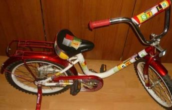 В Дятьково попросили помощи в поисках украденного детского велосипеда