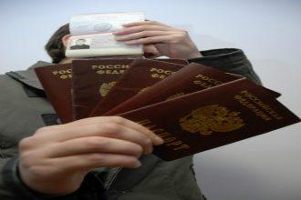 Брянские прокуроры нашли сайт, торговавший поддельными паспортами