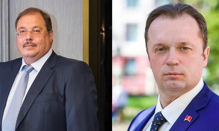 Борис Пайкин и Сергей Антошин поздравили брянцев с Днём народного единства