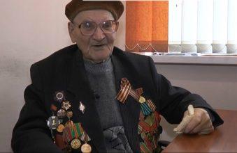 В Новозыбкове скончался 94-летний ветеран войны Иван Пизюков