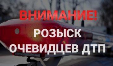 В Брянске полицейские ищут очевидцев ДТП с покалеченной пенсионеркой