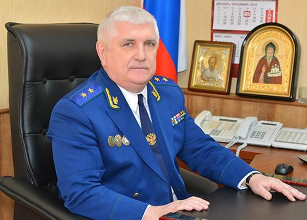 Прокурор Александр Войтович поздравил брянцев с Днем народного единства