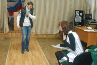 Ведущий актер Брянского драмтеатра дал мастер-класс в СИЗО