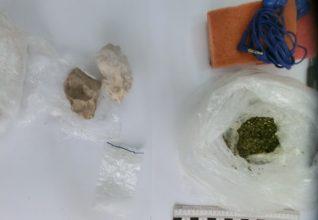 Парень попался на перебросе наркотиков в брянскую колонию