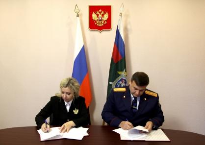В Брянске договорились о сотрудничестве Максим Лукичев и Инна Мухина