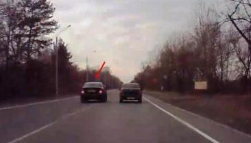В Брянске «бессмертного» гонщика с Речной наказали по видео из соцсети