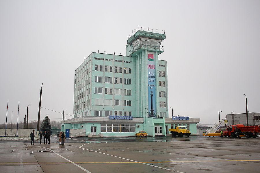 Эксперты одобрили проект реконструкции аэропорта «Брянск»