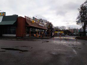 В Брянске Макдоналдс эвакуировали из-за подозрительной коробки