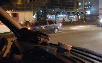 В оставленном на остановке в Брянске пакете взрывчатки не обнаружено