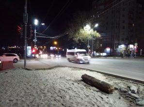 Брянский перекресток избавили от дорожного хаоса