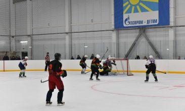 В Суземке стартовал отборочный этап всероссийского фестиваля по хоккею