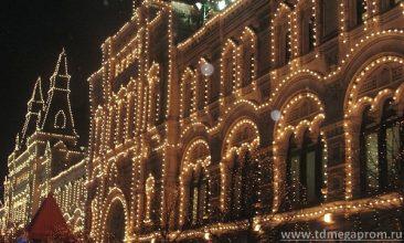 В Новозыбкове объявили конкурс на самое новогоднее здание