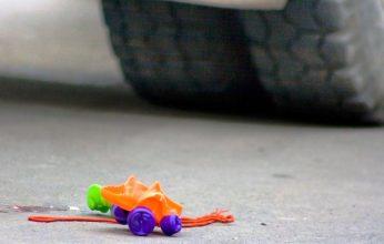 В Брянске квадроцикл сбил пятилетнюю девочку
