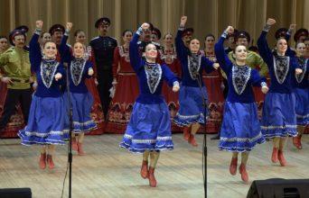 В Брянске выступят с концертом донские казаки