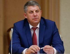 Брянский губернатор занял 52-е место в рейтинге влияния