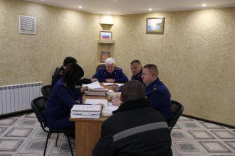 Брянский прокурор Войтович нашел нарушения в стародубской колонии