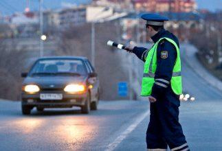 В Брянской области проверят автомобили с иностранными номерами