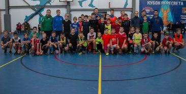 Футболисты «Динамо» провели в Почепе мастер-класс