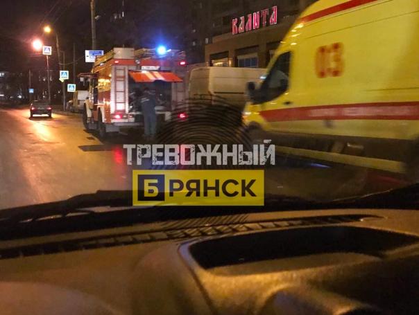 В Брянске ранены пассажиры такси в ДТП возле «Калиты»