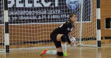 Брянская футболистка стала лучшим вратарем первенства России