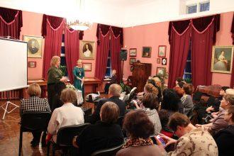 В Овстуге отметили 216-ю годовщину со дня рождения Тютчева