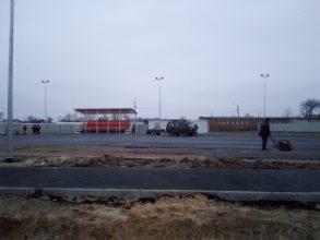 В Новозыбкове продолжается затянувшееся строительство ФОКОТа