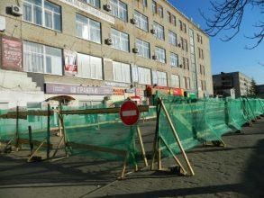 Брянские власти разрешили превратить центр Новозыбкова в базар