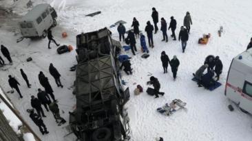 Брянский губернатор выразил соболезнования в связи с жутким ДТП в Забайкалье