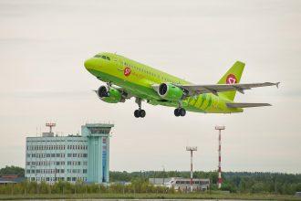 Самым популярным авиарейсом из Брянска стал Санкт-Петербург