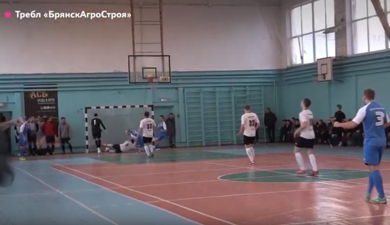 В Брянской области обладателем суперкубка по мини-футболу снова стал «БрянскАгроСтрой»