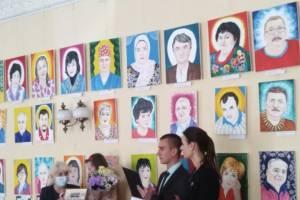 Портреты брянских врачей показали на печальной выставке