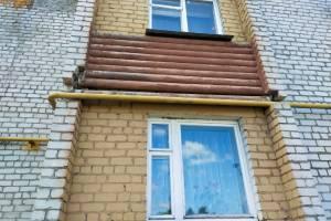 В Брянске жители многоэтажки испугались большого взрыва