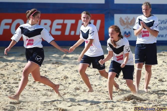 В Брянске благоустроят площадку для пляжного футбола нацентральном пляже