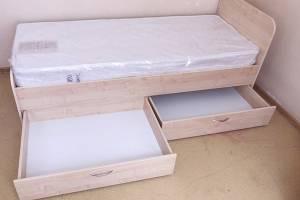 В Брянске заключенные смастерили кровати для сирот