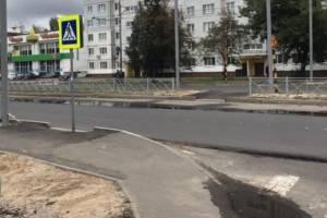 В Брянске пешеходов удивил крайне странный дорожный знак