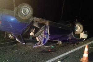 Под Брянском пьяный водитель бросил раненого в ДТП пассажира