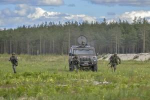 На Брянщине военные ликвидировали «банду террористов»