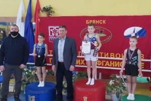 В Брянске стартовали соревнования по спортивной гимнастике