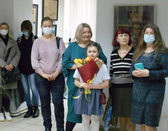 Брянске открылась выставка московской художницы Светланы Жигаловой