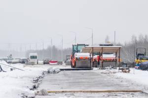 Строительство дороги от «Metro» до вокзала «Брянск-I» продолжится зимой