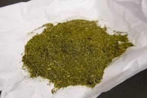 В Рогнединском районе мужчина устроил торговлю марихуаной