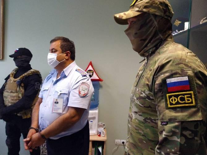 В Брянске подполковника полиции Мкртчяна оставили под стражей до 7 января