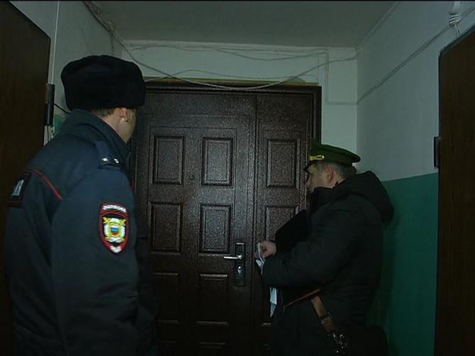 В Брянске полиция и военкомат проводят облавы на уклонистов