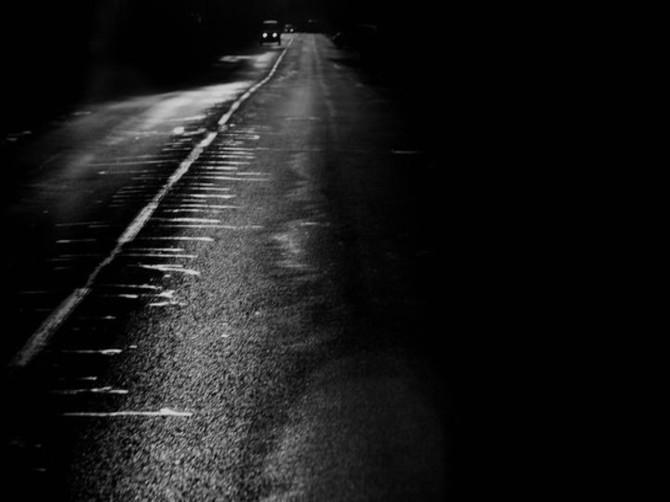 В брянском поселке Большое Полпино нашли опасную дорогу