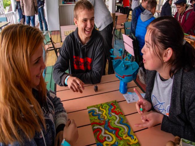 В Брянске прошёл фестиваль настольных игр «Open Play 2019»
