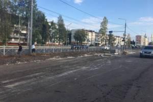 В Брянске владельцу ТЦ «Куб» грозит штраф за уничтоженный тротуар