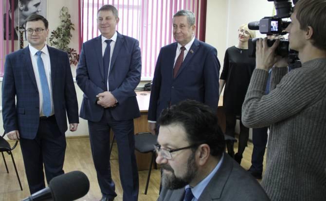 Журналисты «Брянской губернии» сбежали от народа