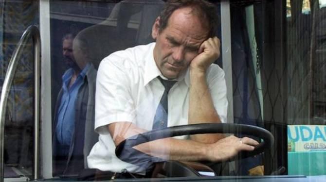 В Стародубе обидели водителей пассажирских автобусов